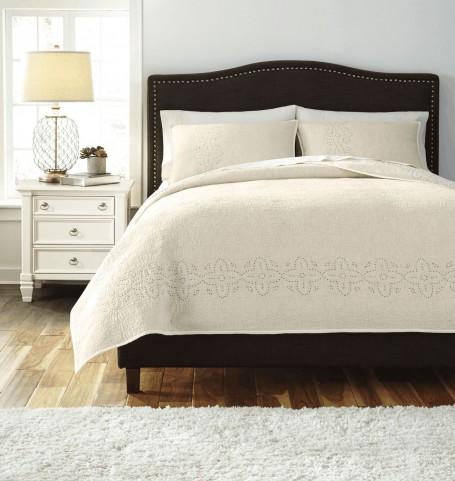 Q470003K Stitched King Comforter Set