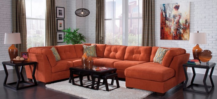 Delta City Rust RAF Sectional
