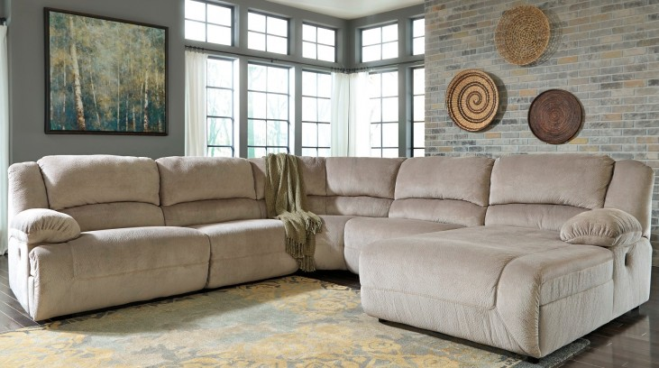 Toletta Granite LAF Sectional