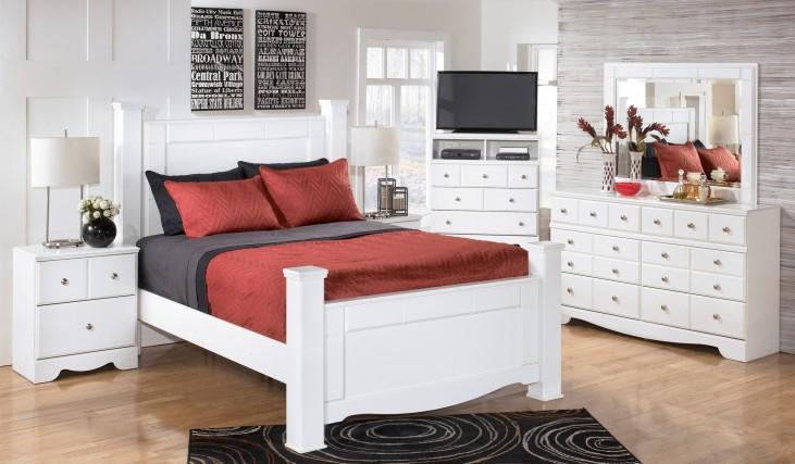 Weeki Poster Bedroom Set
