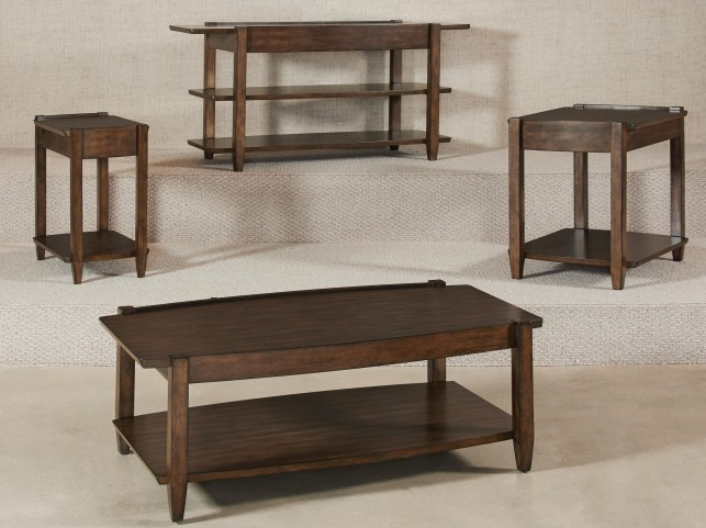 Alba Rectangular Occasional Table Set
