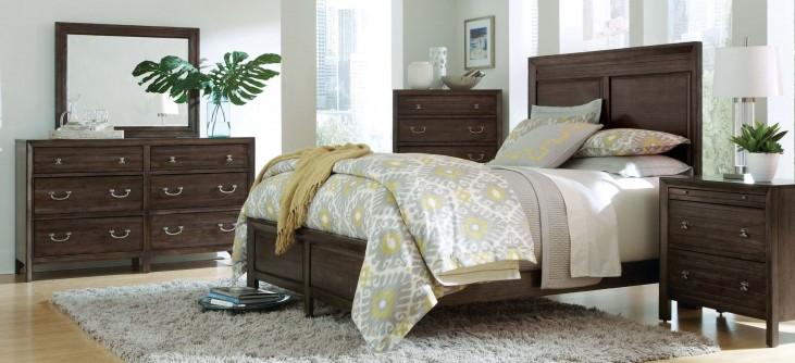 Montreat Panel Bedroom Set