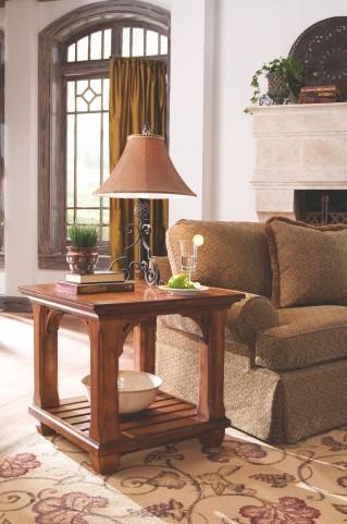 Tuscano Square Lamp Table