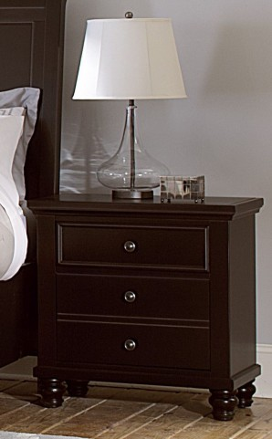 Ellington Merlot Nightstand