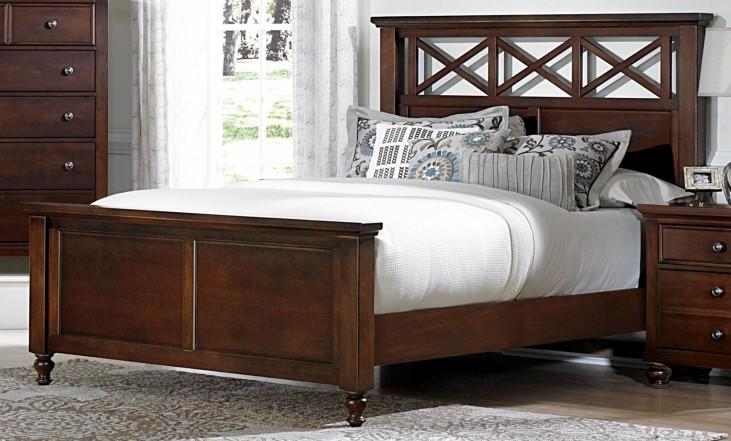 Ellington Cherry Full Garden Bed