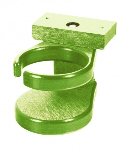 Generations Kiwi Lime Adirondack Chair Cup Holder