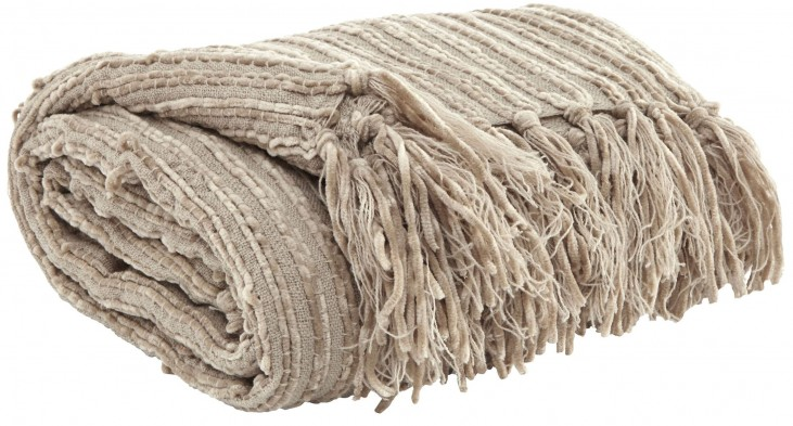 Noland Almond Throw Set of 3