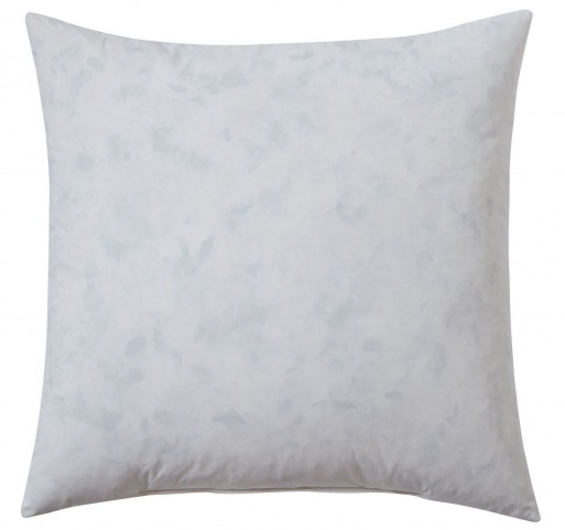 Feather-fill Small Pillow Insert Set of 4