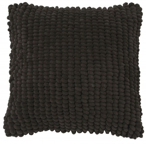 Lukas Black Pillow Set of 4