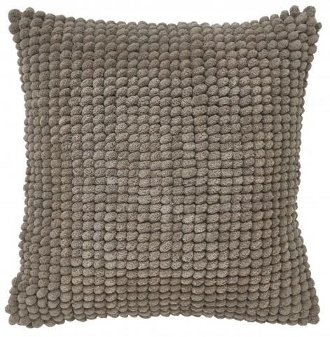 Lukas Taupe Pillow Set of 4