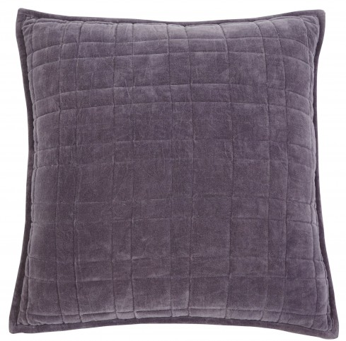 Patterned Plum Pillow Cover Set of 4