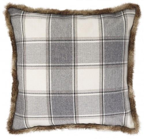 Smythe Gray Pillow Set of 4