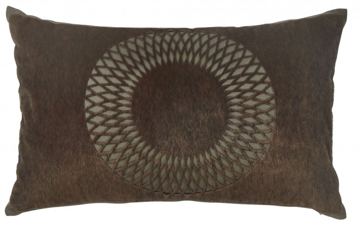 Lazarus Brown Pillow Set of 4