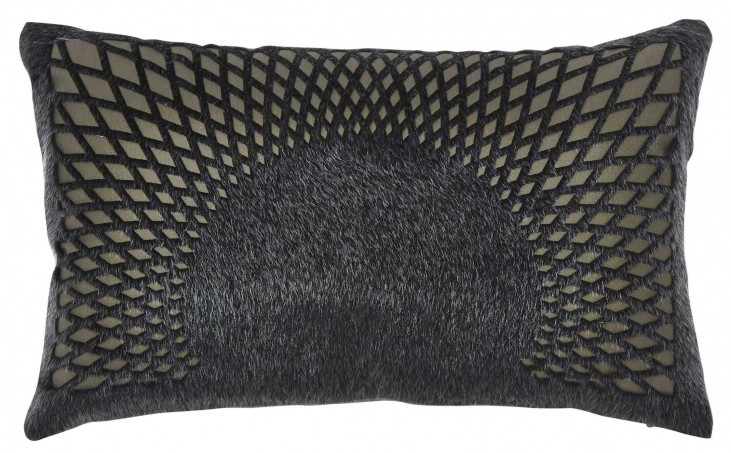 Lazarus Black Pillow Set of 4