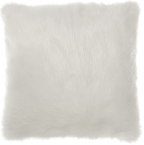 Himena White Pillow Set of 4