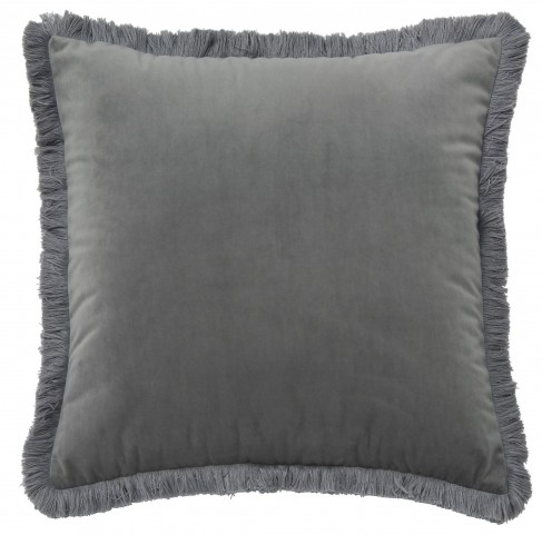 D'Artagnan Gray Pillow Set of 4