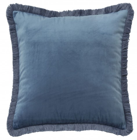 D'Artagnan Blue Pillow Set of 4