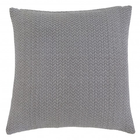 Solid Gray Pillow Set of 4