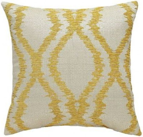 Estelle Yellow Pillow Set of 4