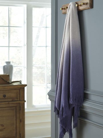 Danyl Indigo Throw Set of 3