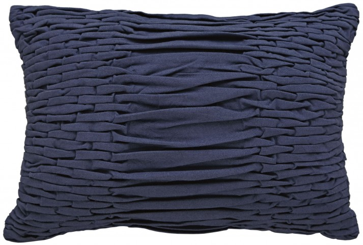 Nellie Navy Pillow Set of 4