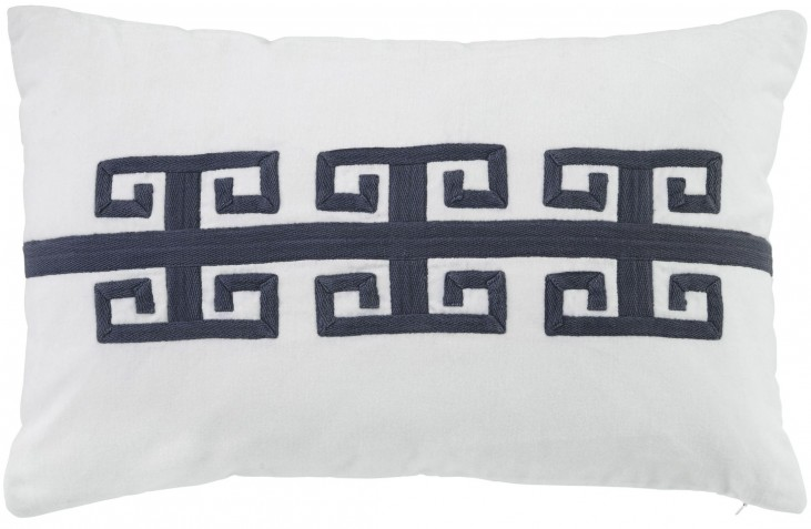 Amadeo Navy Pillow Set of 4