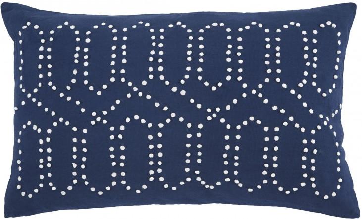 Simsboro Navy Pillow Set of 4