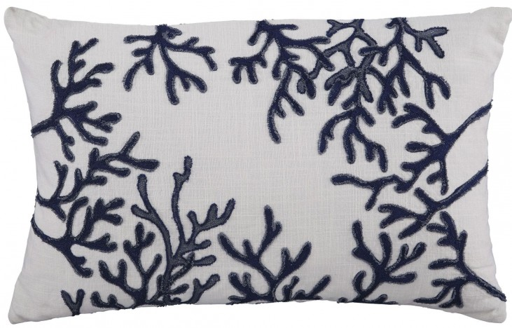 Cankton Blue Pillow Set of 4