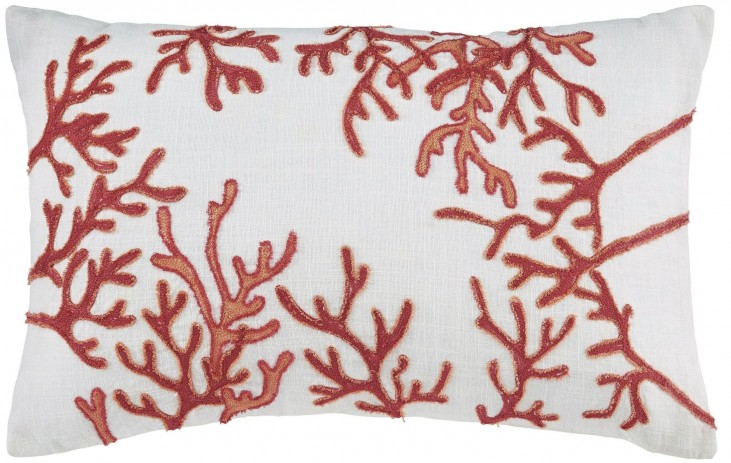 Cankton Coral Pillow Set of 4