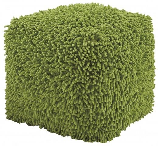Taisce Green Pouf