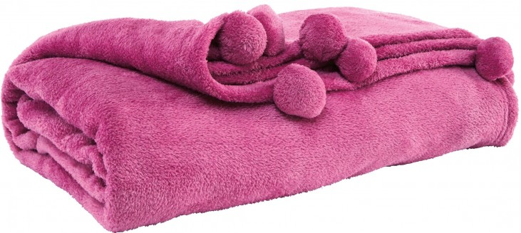 Aniol Lavender Throw Set of 3