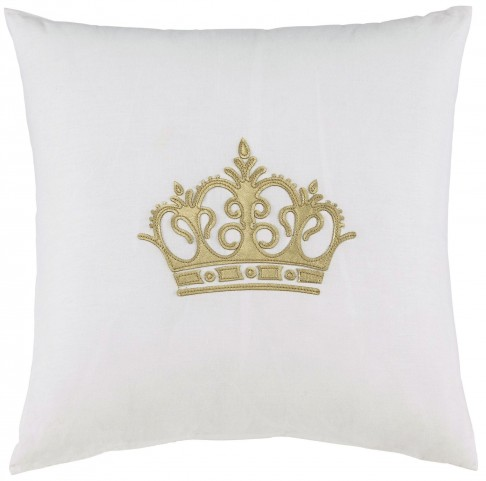 Willowcourt White Pillow Set of 4