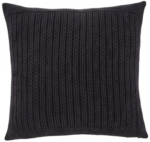 Wilsonburg Charcoal Pillow Cover Set of 4