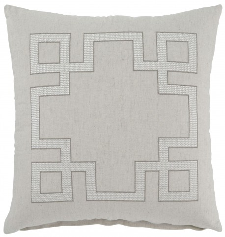 Parkman Natural Pillow Cover Set of 4