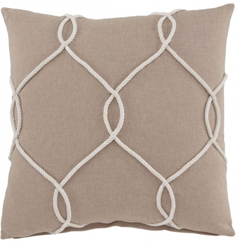 Lessel Natural Pillow Cover Set of 4