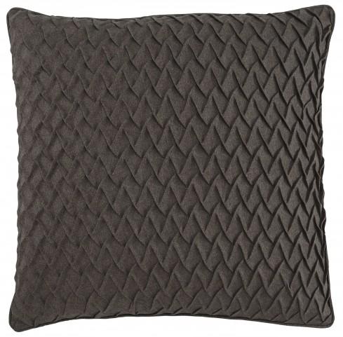 Orrington Brown Pillow Cover Set of 4