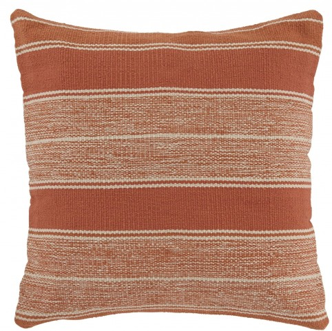 Biddleferd Orange Pillow Cover Set of 4