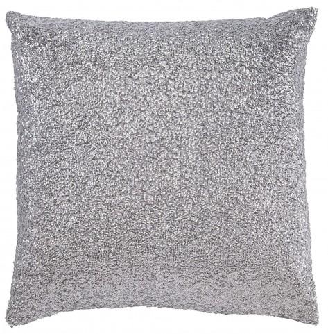 Renegade Silver Pillow Set of 4
