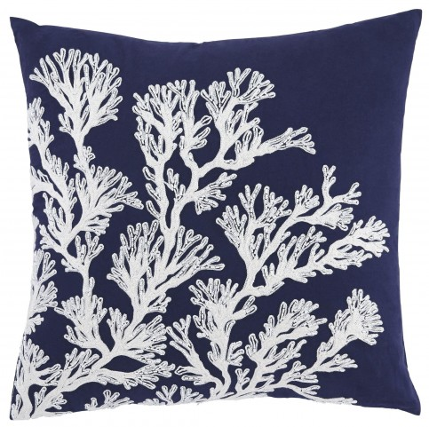 Aguirre Navy Pillow Cover Set of 4