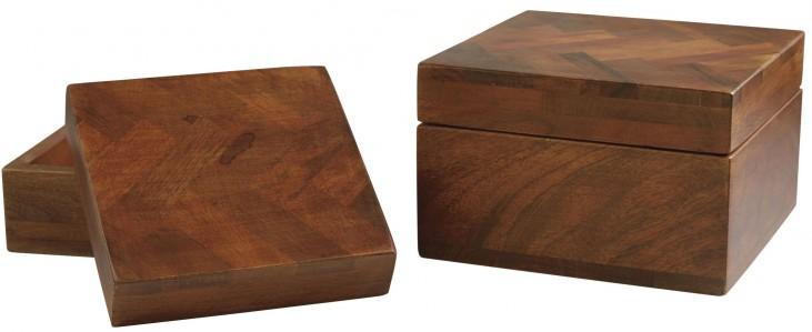 Kabecka Brown Box Set of 2