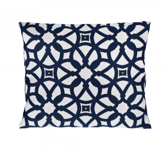 Generations Luxe Indigo Chair Headrest Cushion