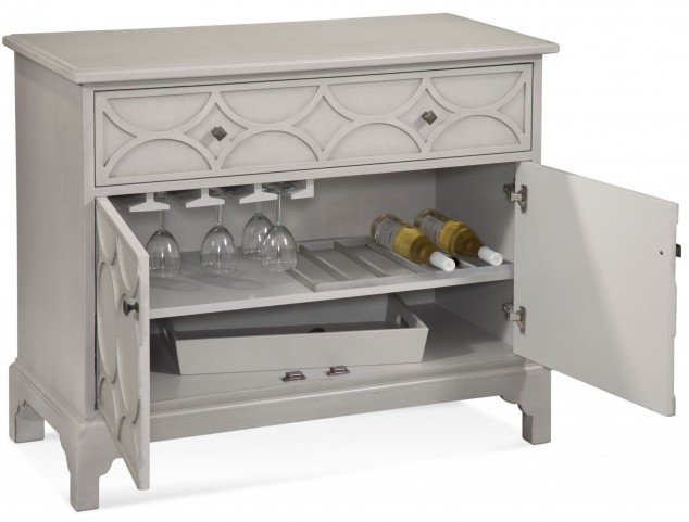 Quinn Grey Hospitality Cabinet