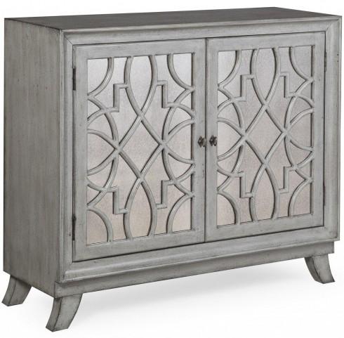 Lundin Weathered Grey Hospitality Cabinet