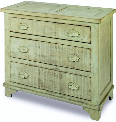 Camryn Mint Green Industrial Chest