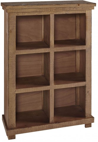"Willow 48"" Pine Bookcase"