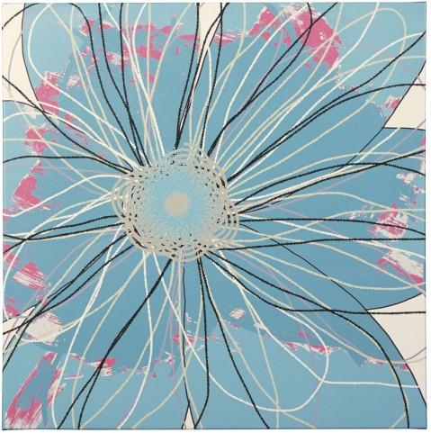 Berdina Blue Wall Art