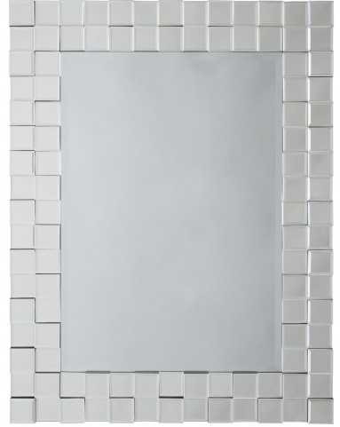 Odelina Silver Accent Mirror
