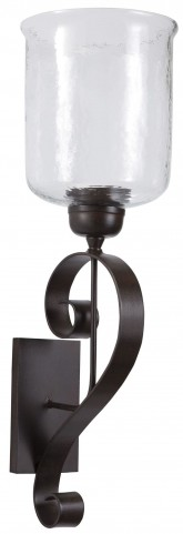 Ogilhinn Brown Wall Sconce