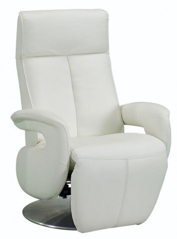 Aaron White Motion Chair