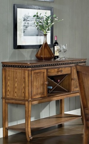 Ashbrook Oak Sideboard
